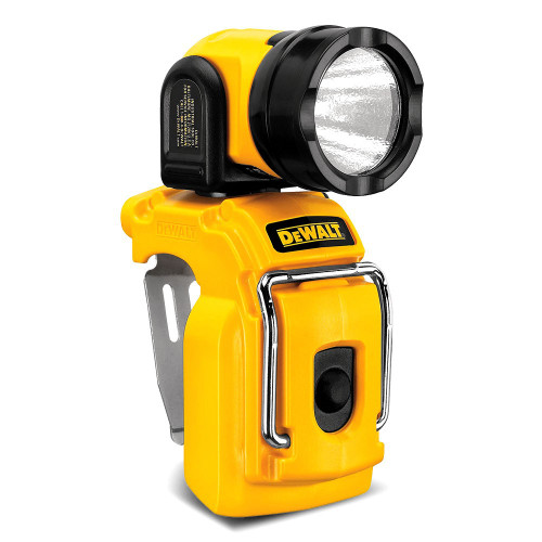 Li-Ion LED Compact Torch Light