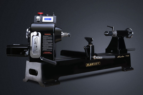 Harvey T-40 Woodwork Lathe