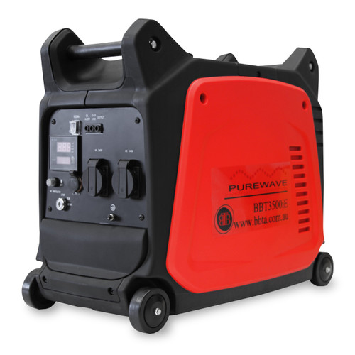 BBT 3.5KW Electric Start Inverter Generator