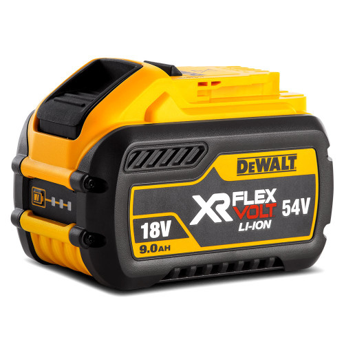 Dewalt 18V-54V 9ah XR Flexvolt Battery