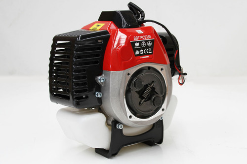 BBT 2 Stroke Engine Bare