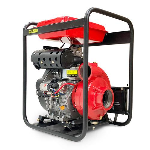 """BBT Diesel 4"""" 100mm Cast Iron Water Pump"""