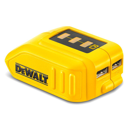 DeWalt DCB090 10.8V - 18V USB Charging XR Battery Adapter