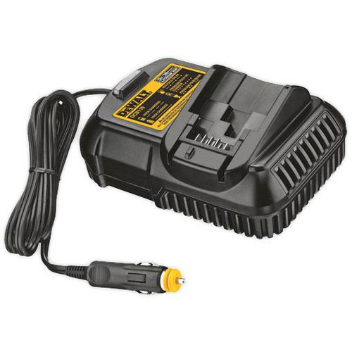 DeWalt DCB119-XE Slide Lithium Ion Cordless Car Charger
