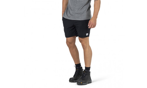 CAT Nylon Short - Black
