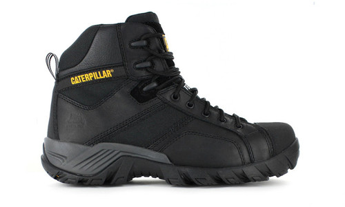 CAT Argon Zip ST Boot - Black
