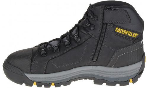 CAT Convex ST Mid Boot - Black