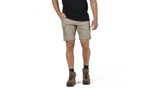 CAT Machine Short - Khaki
