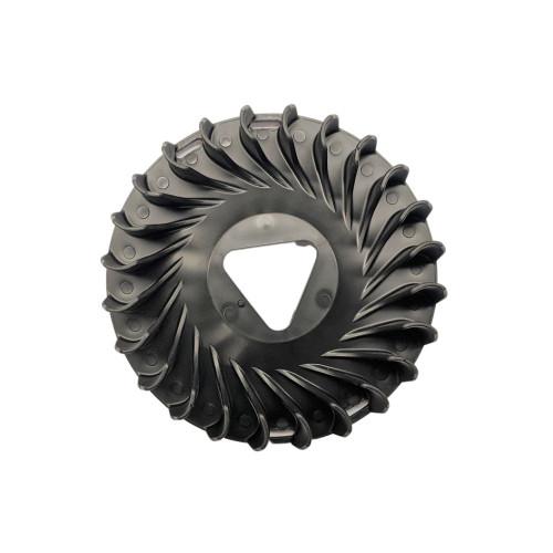 JD 15HP Electric Start Commercial 4 Stroke Petrol Engine Cooling Fan