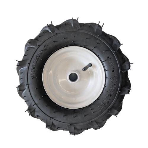 BBT Commercial Cultivator Tiller wheel
