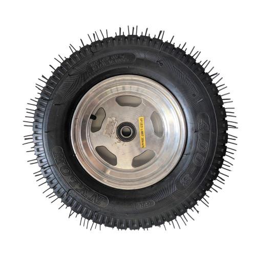 BBT Wood Log Splitter 40/65 Vertical Horizontal Wheel/Tyre