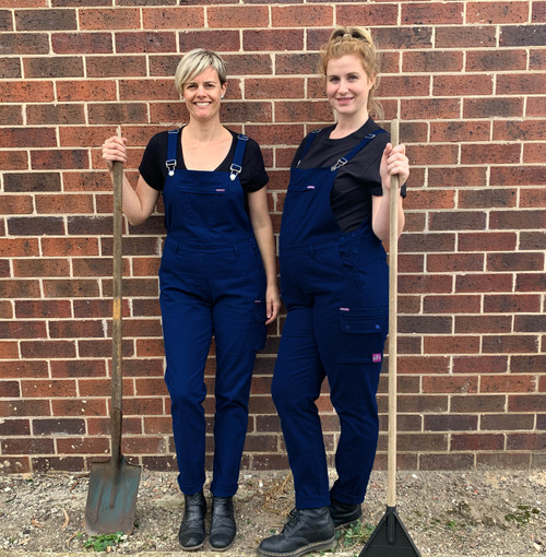 Overalls 'All Women' (Blue) - Women's Workwear