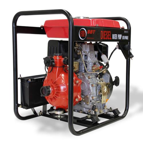 BBT Diesel Fire Pump