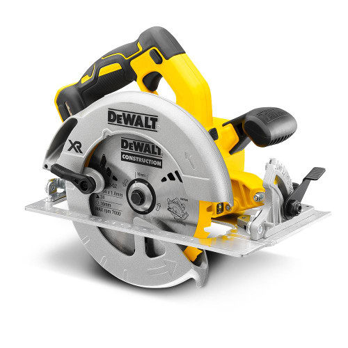 18v XR Brushless 184mm Circular Saw - Bare Unit