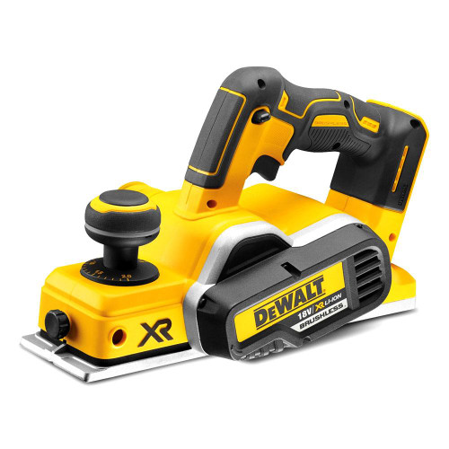 Dewalt 18v XR Li-ion Cordless Brushless Planer - Skin Only