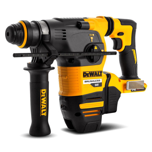 Dewalt Flexvolt XR Li-Ion Cordless Brushless 3 -mode 3kg SDS Plus Rotary Hammer - Skin Only