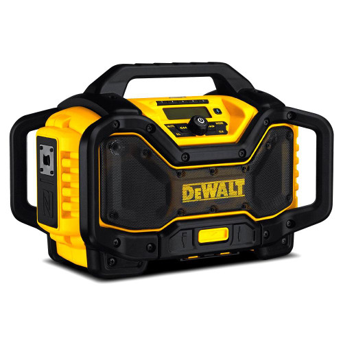DeWalt DCR027-XE 18V-54V XR Li-ion Cordless Bluetooth DAB Radio Charger