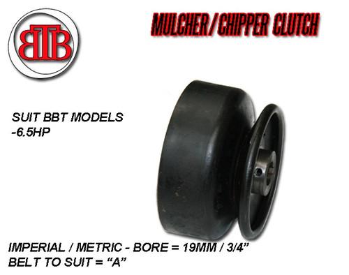 Mulcher Clutch 6.5hp