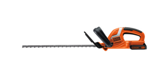 45cm 18V 2.0Ah Lithium-ion Hedge Trimmer 45cm