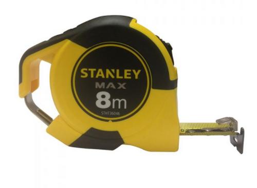 Stanley 8m X 25mm Tape Measure