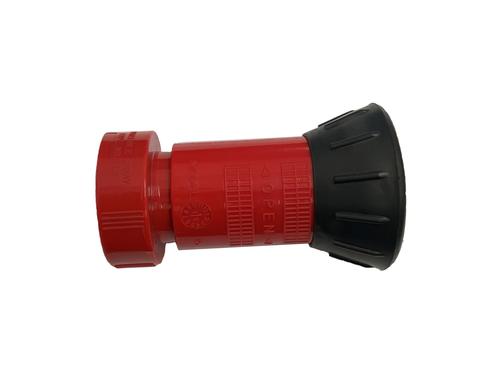"""1.5"""" 38mm Fire Hose Nozzle"""
