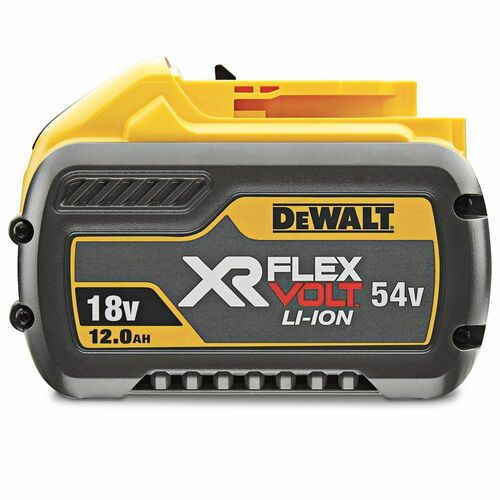 Dewalt 18V-54V 12ah XR Flexvolt Battery