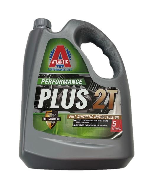 5L Performance Plus 2- 2 Stroke Oil