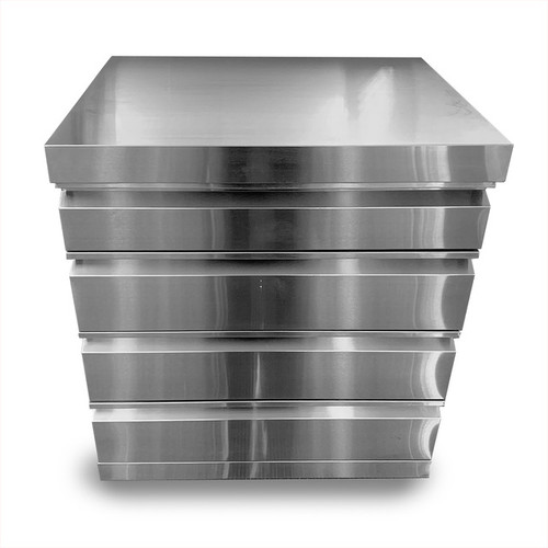 Ex Demo Bull BBQ Stainless Steel Draw Module