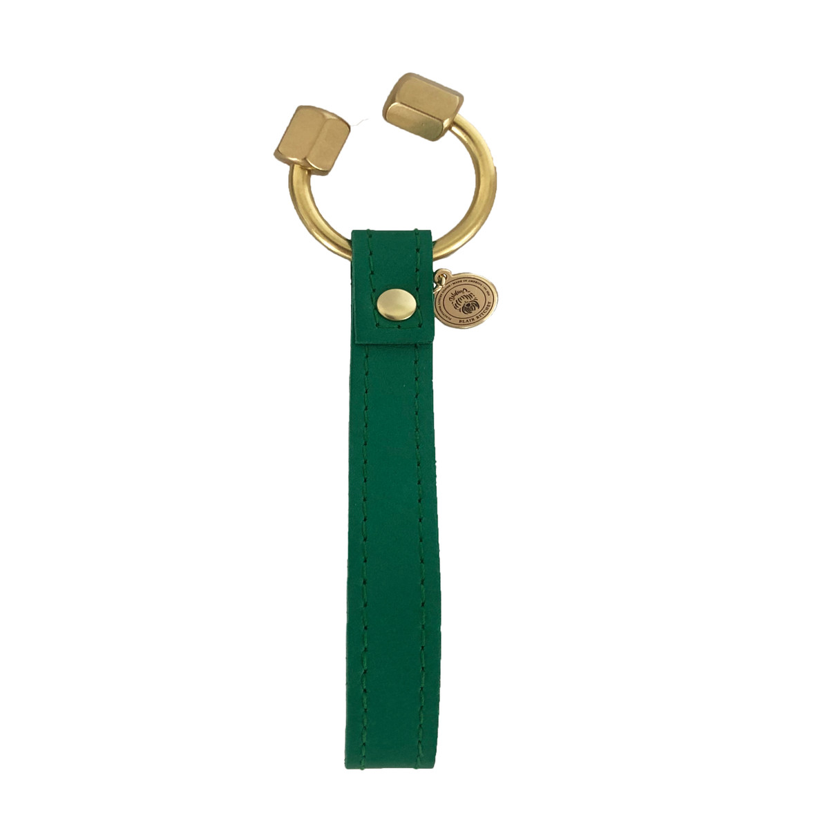 Loop Keyring | Emerald