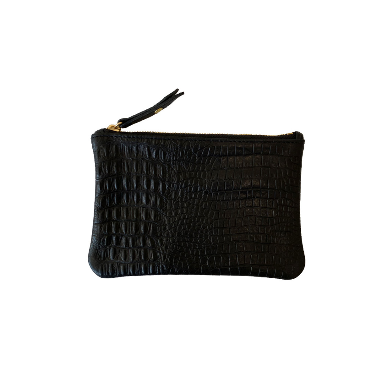 Zip Wallet | Black Gator
