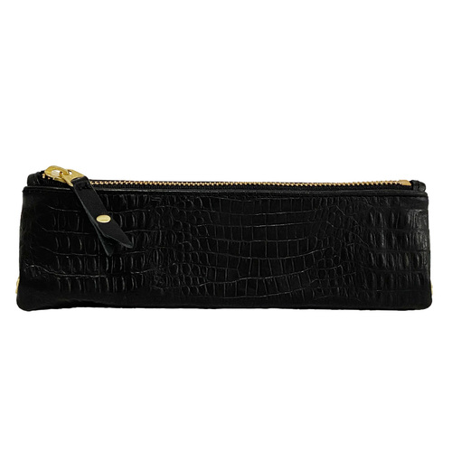 Pencil Case | Black Gator