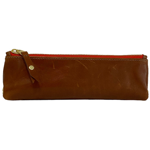 Pencil Case | Chestnut