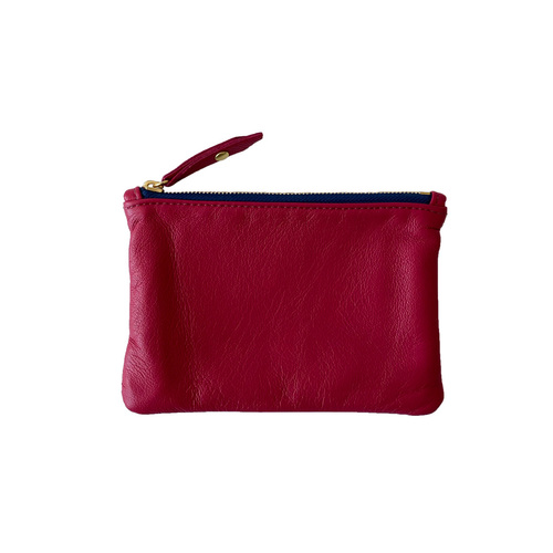 Zip Wallet | Fuchsia