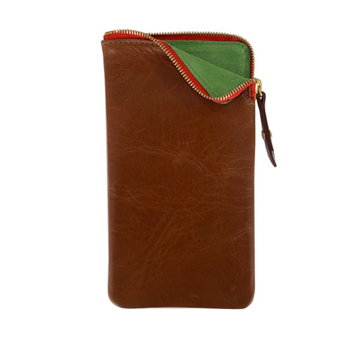 Eyeglass Case | Chestnut