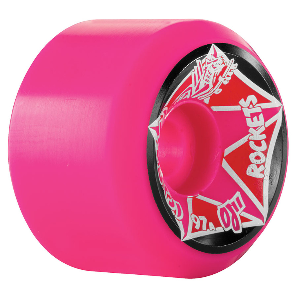 OJ Hosoi Rockets Reissue Wheels 61mm (Available in 3 Colors)