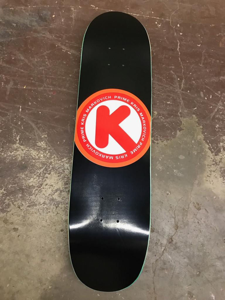 Prime Kris Markovich Circle K Deck (Screened)