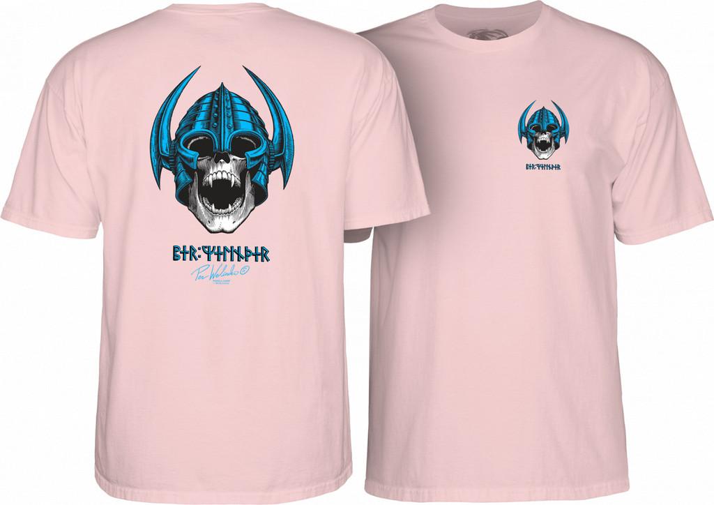 Powell Peralta Old School Welinder Nordic Skull T-Shirt (New Colors)