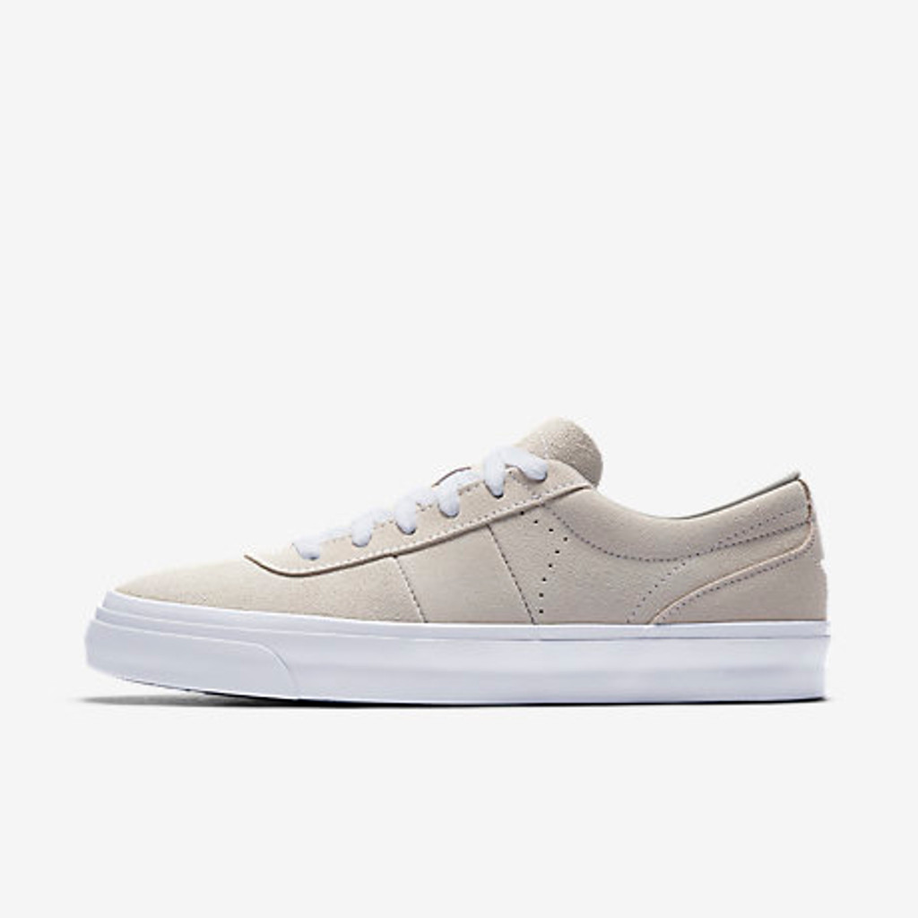CONVERSE ONE STAR CC PRO PLATINUM SUEDE LOW TOP FREE USA SHIPPING