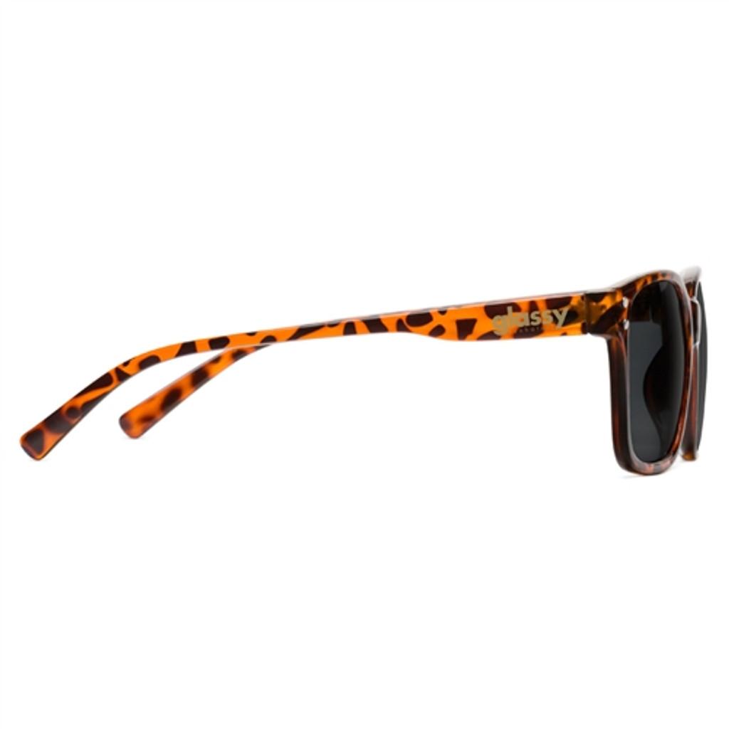 Glassy Fritz Tortoise Sunglasses