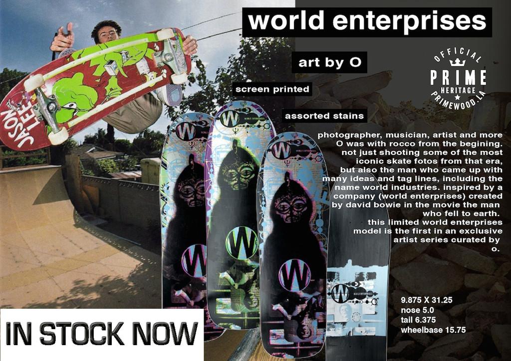 Prime Heritage World Enterprises O Guest Art Deck Screened
