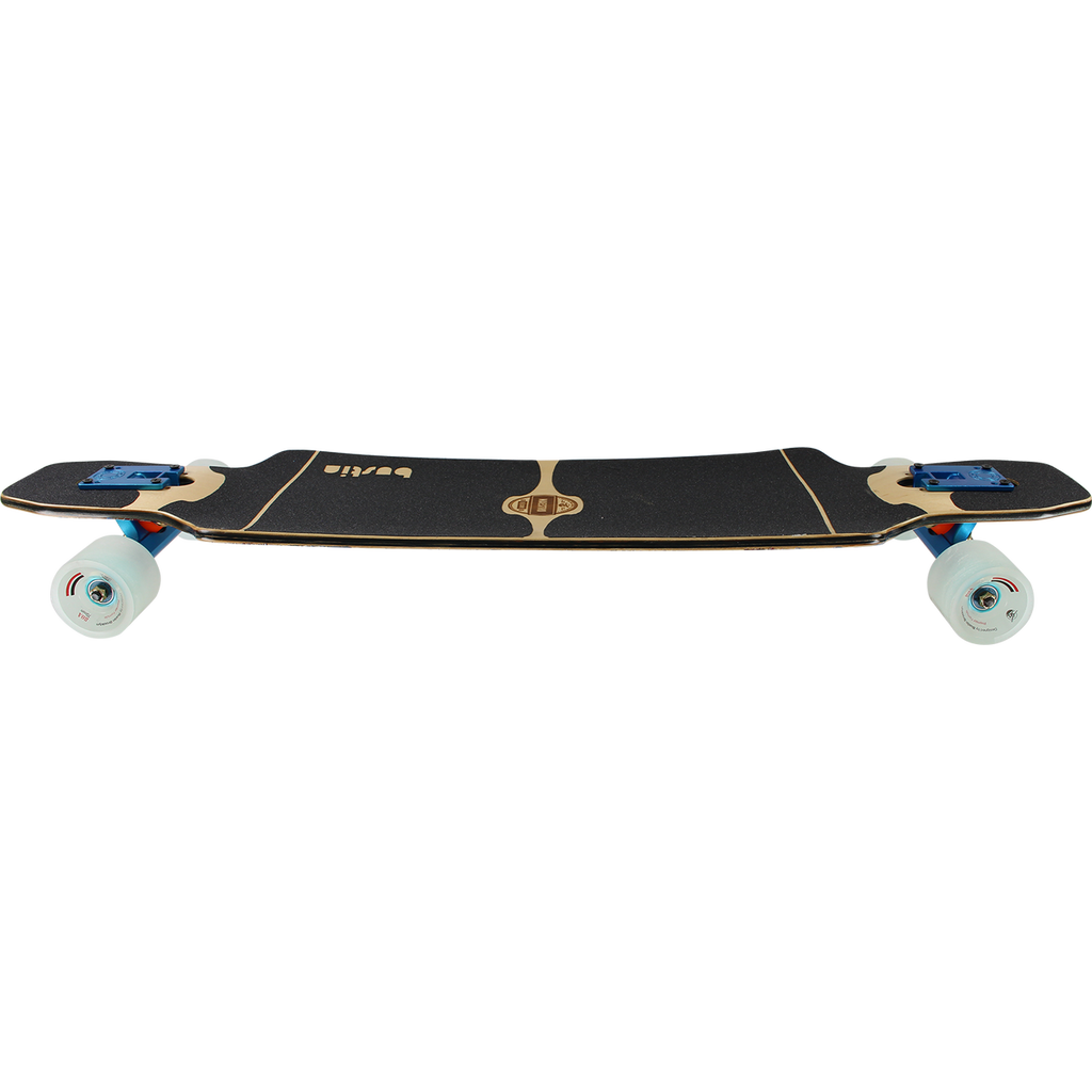 "Bustin Maestro Barcelona Complete Longboard 9.4"" x  37.4"" FREE USA SHIPPING"