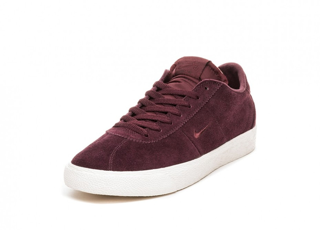 Nike SB Zoom Bruin Shoe (Burgundy Crush) FREE USA SHIPPING