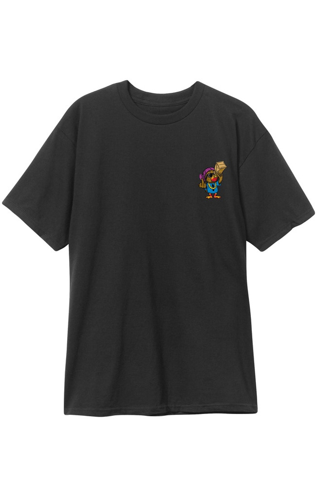 101 Heritage Reissue Ghetto Duck Premium T-Shirt (Black)