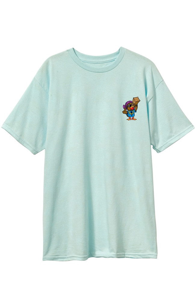 101 Heritage Reissue Ghetto Duck Premium T-Shirt (Mint)
