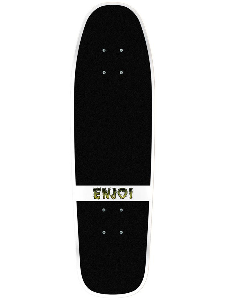 "Enjoi 80's Head Cruiser Complete Skateboard 8.0"" x 28"""