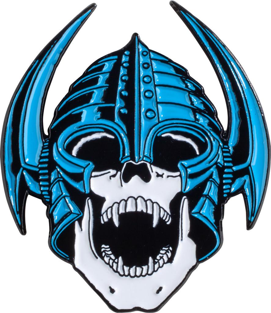 Powell Peralta Per Welinder Nordic Skull Lapel Pin