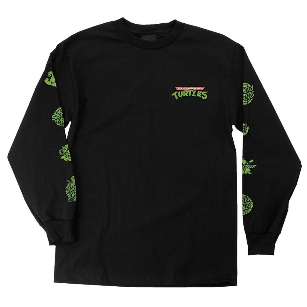 Santa Cruz Ninja Turtles Mutagen Long Sleeve Shirt
