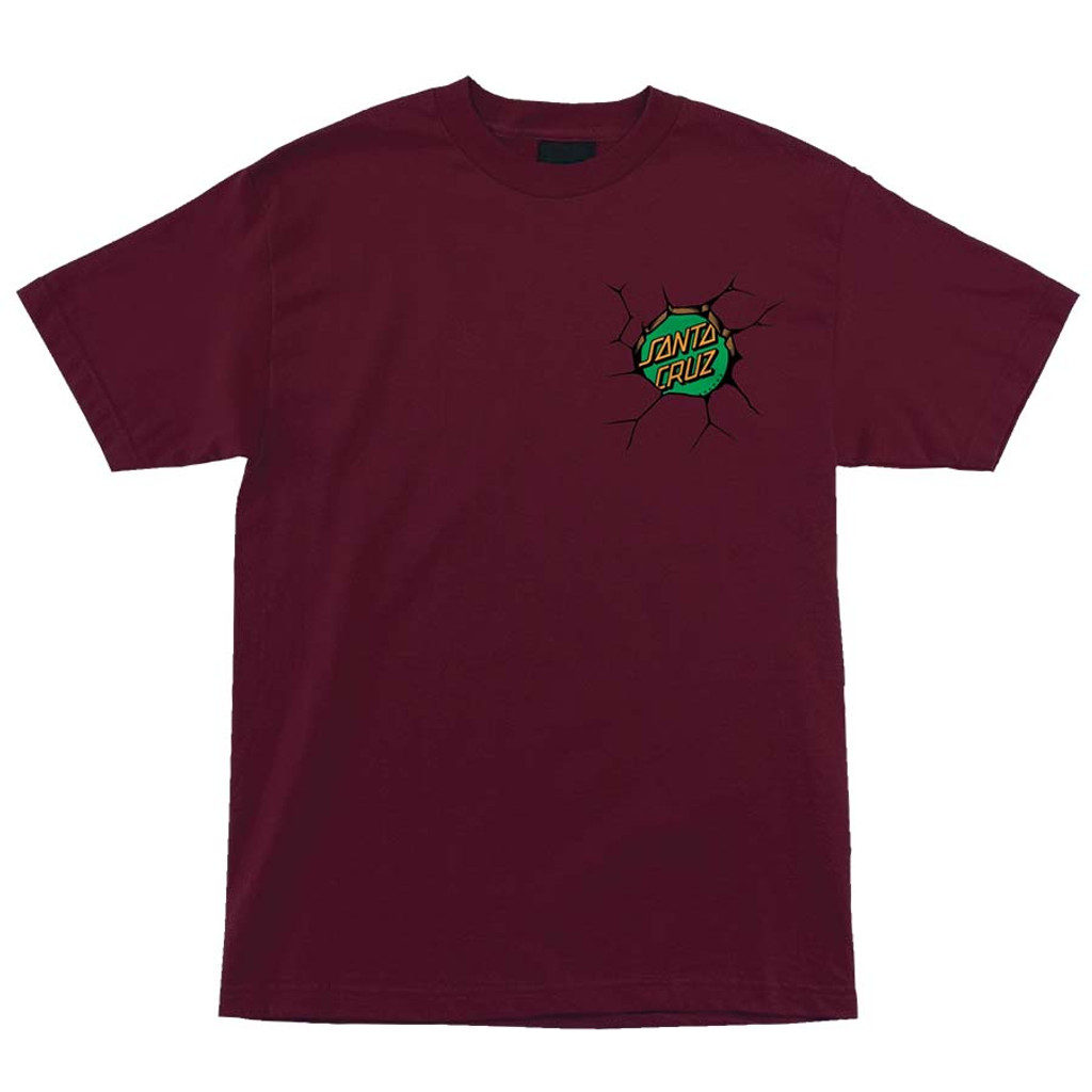 Santa Cruz Ninja Turtles Bebop & Rocksteady T-Shirt (Available in 2 Colors)