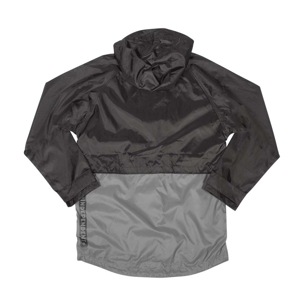 Independent All Weather Hooded Jacket (Black)