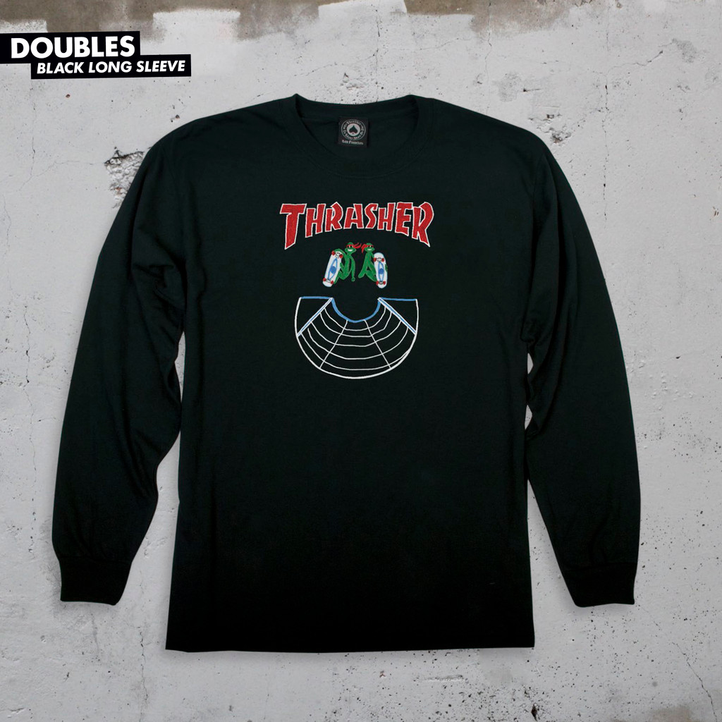 Thrasher Doubles Long Sleeve Shirt